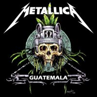 Metallica in Guatemala by icarosteel