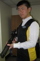 Black Waistcoat: Ode to an Assassin Phaser (2) by galaxy1701d