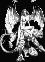 Boris Vallejo by insanespirit