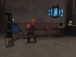 the lab-engie's workspace by LRpaul