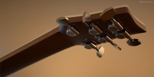 Ashton Guitar5 by Krzychuc4d