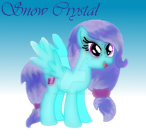 Snow Crystal by Butchercup34