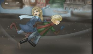 The Book Thief by Paulycat