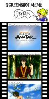Screenshot Meme- ATLA by tipsycakes