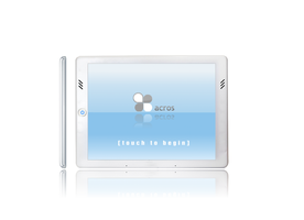 Arcos Touch Screen Poket PC. by AreoX