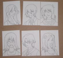 STP - Trading Card Preview by TheQueenofKawaii