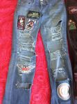 The Classic Rock Jeans by deadgoldfishart