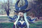 Syndra by Kinpatsu-Cosplay