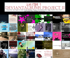 Deviant Albums Project II by lilholyterror