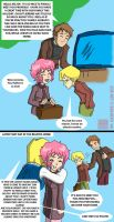 Meet the parents, Aelita by Son-Neko