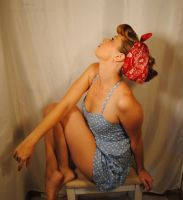 Pinup Stock 2 by TrisStock