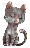 Another Little Cat by RonTheWolf