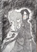 Snape and Bellatrix by Miss-Whoa-Back-Off