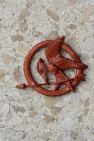 Mockingjay pin by Nightingate