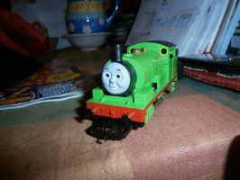 My hornby Percy model by scifiguy9000