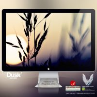 .DUSK. wallpaper by enemia