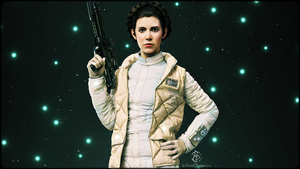 LEIA ORGANA by Davian-Art