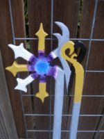 keyblade up close 2 by twinkelsparky1