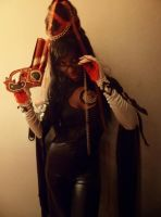 Bayonetta Cosplay by Courtney-Crowe