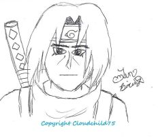 Sorry Sasuke some other time by MaguschildCloud