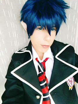 Rin Okumura costest by Smexy-Boy