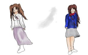 APH: Jersey and Guernsey OC by SilverLilly333