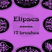 Elipses by rL-Brushes