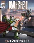 Death's Head vs. Boba Fett by Super-Nashwan