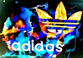 Adidas entry3 by LaurieLefebvre