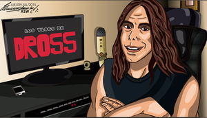 Dross Logo ASW by AlexGangster20Comic