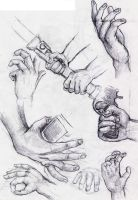 Hands practice by Kiky97