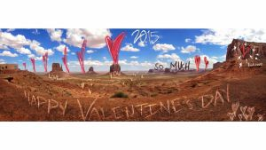 Monument Valentine by namespace