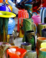 Hand Blown Glass by S-H-Photography