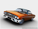 Chevrolet Impala by Blubeerd
