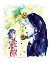 Adventure Time Spirited Away I Remember You by Tsubasa-No-Kami