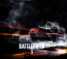 Battlefield 3 Wallpaper by Xavur