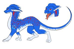 Drog: Nerco-lycan by Leland-Adopts