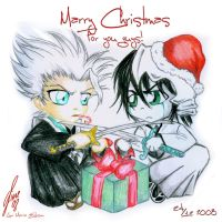 Merry Christmas For You Guys by TheLupin