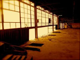 Warehouse Glass by Pteridem