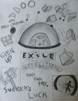 Exile Vilify by MapOfYourZetaBells