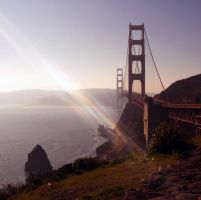 Golden Gate Bridge 07 by abelamario