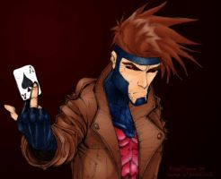 Gambit :: paololluch by colouredlies