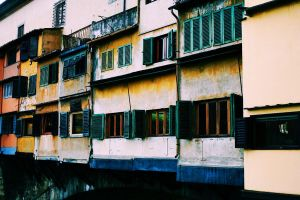 ponte vecchio. by cagriilban