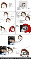 my first rage comic xD by zer0anonymous