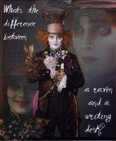 The Mad Hatter by erin72