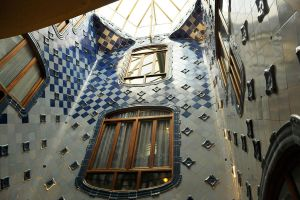 Casa Batllo interior 1 by wildplaces