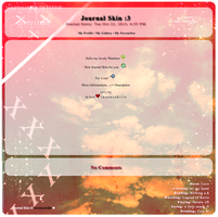 [ Simple Journal Skin IV ] by Inconcabille