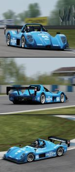 Racer L4 - Calsonic by jamesaevans