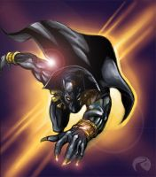The Black Panther by RIVOLUTION
