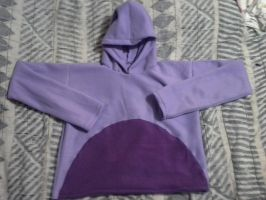 mewtwo hoodie stage 2 assembly by ShelandryStudio
